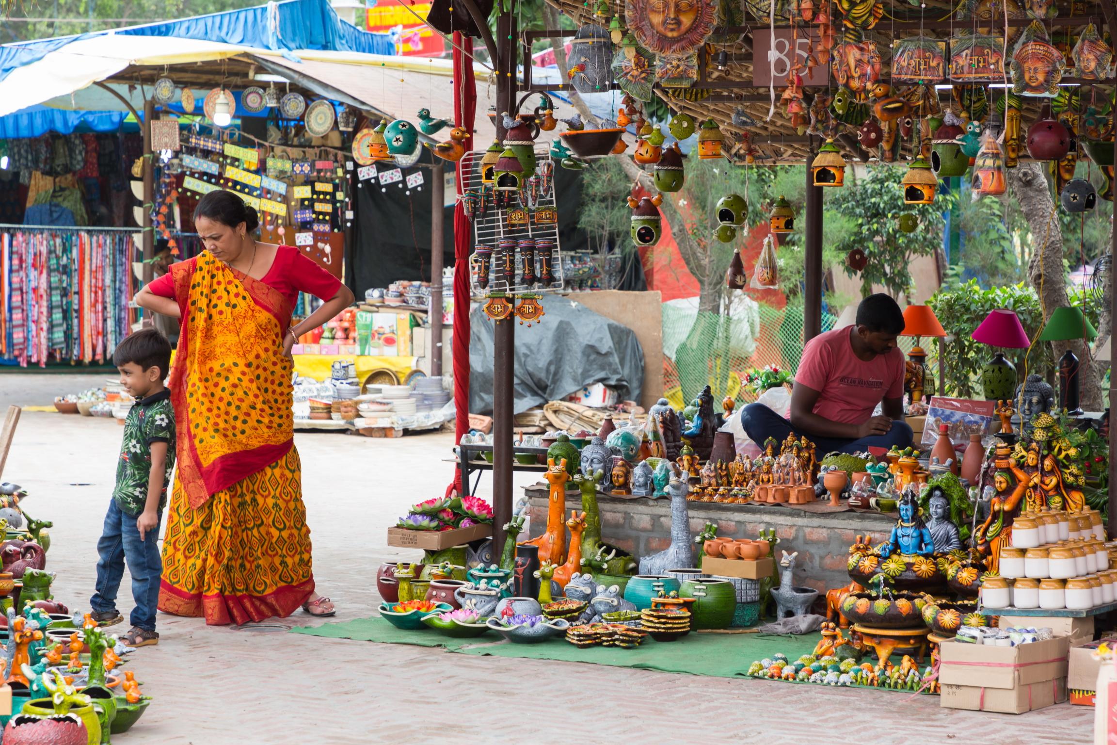 Celne w Indiach