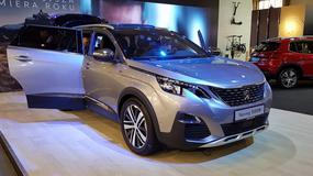 Peugeot 5008 debiutuje podczas Poznań Motor Show
