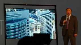 Największy na świecie telewizor Ultra HD