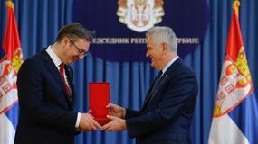 SMOTRA, ZAGRLJAJ I DRŽAVNI PEČAT Vučićev dolazak na novo radno mesto u 16 SLIKA