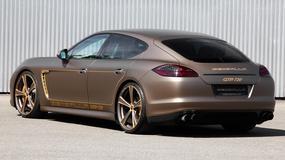 Gemballa GTP 720 - podrasowane Porsche Panamera
