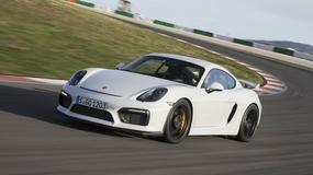 Porsche Cayman GT4 - Koniec żartów