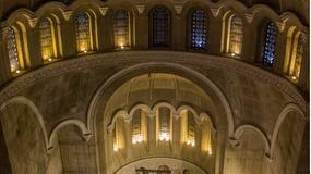 IMPRESIVNO Novi mozaik kupole Hrama svetog Save oduzima dah