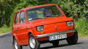 Fiat 126p - Auto dla Kowalskiego