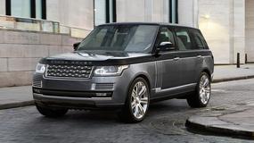 Range Rover SV Autobiography - superluksus w terenówce