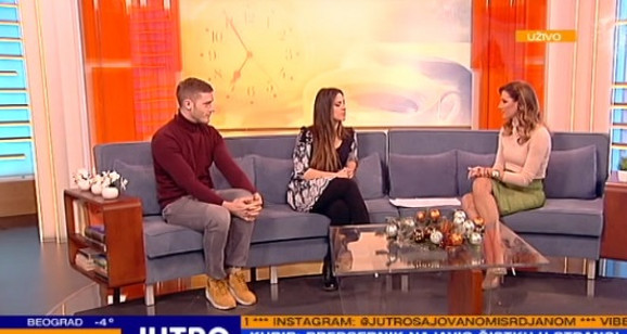 Aleksandar, Miona i Jovana