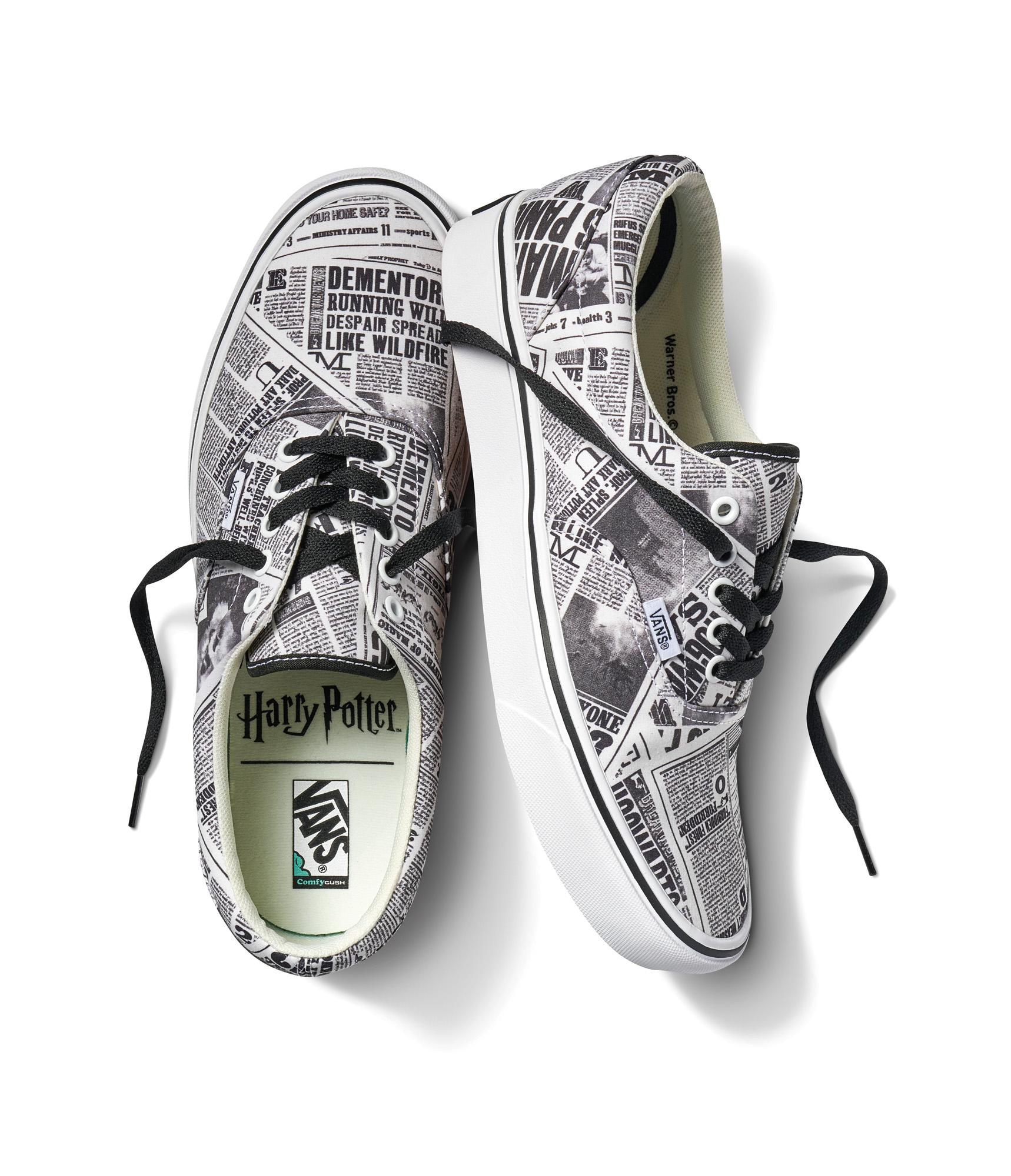 Kolekcja Vans x Harry Potter Noizz