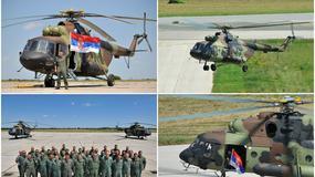 Prve fotografije ruskih helikoptera U AKCIJI
