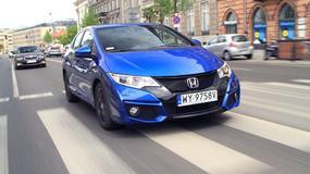 Honda Civic Sport 1.8 i-VTEC - kompakt w bojowej stylistyce