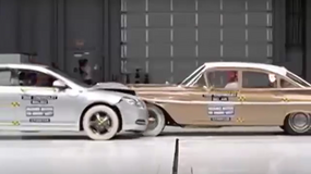 Crash test – stary samochód kontra nowy