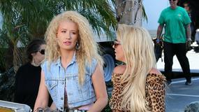 """Britney Spears i Iggy Azalea na planie teledysku do """"Pretty Girls"""""""
