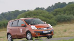 Nissan Note: kapryśny ale praktyczny