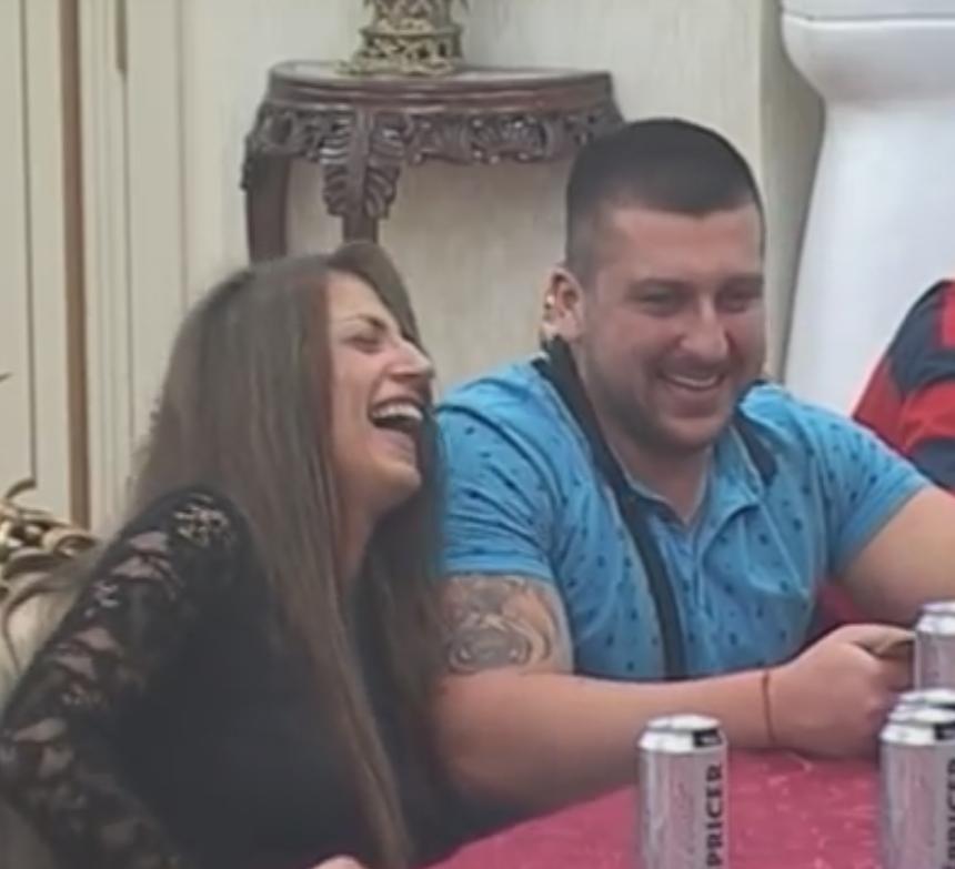 Dalila Moreno i Mladen Vuletić
