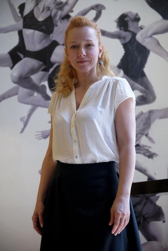 Nataša Tapušković