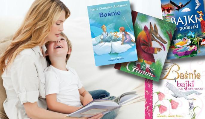 Co Czytać Dzieciom Przed Snem I Dlaczego 6 Propozycji