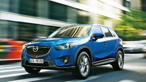 CX-5: czy Mazda pokona Nissana Qashqaia?