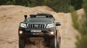 Toyota Land Cruiser: w ciężki teren jedź bezpiecznie