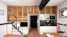 Architekci prześcigają się w projektowaniu małych przestrzeni. Oto pomysłowe mikroapartamenty z całego świata