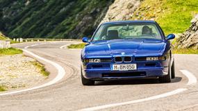 Youngtimery BMW na Trasie Transfogaraskiej - kraina radości z jazdy