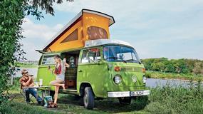 Volkswagen T2B Westfalia - Ulubieniec turystów