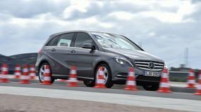 Było nieźle, ale... Mercedes B 200 CDI - test na dystansie 100 tys. km