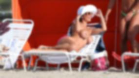 Priscilla Salerno: jak się opalać, to tylko topless