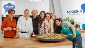 Maria Sadowska i jej przyjaciółki zmierzyły się z kulinarnym wyzwaniem. Co ugotowały?