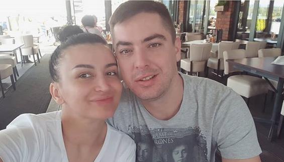 Andreana Čekić i Marko Milošević
