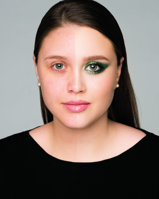 Evo kako da vizuelno povećate sitne oči