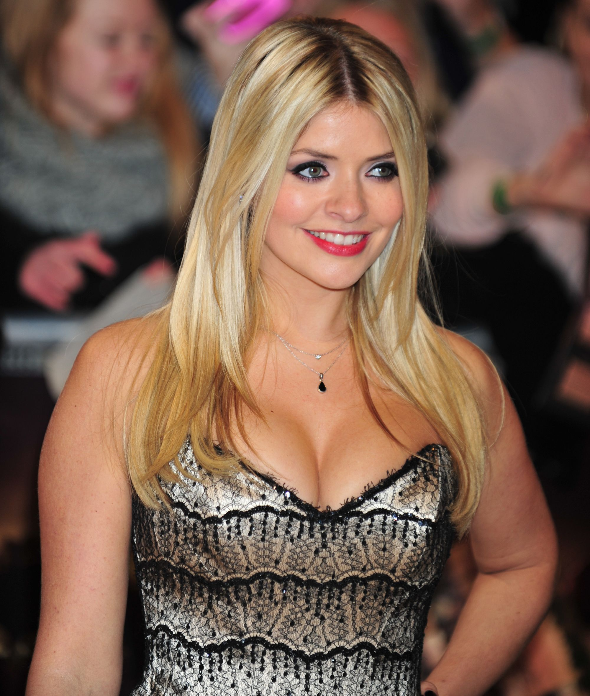 1. Holly Willoughby