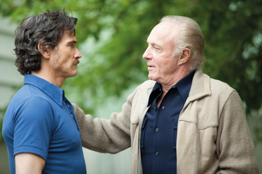 Billy Crudup i James Caan w fimie