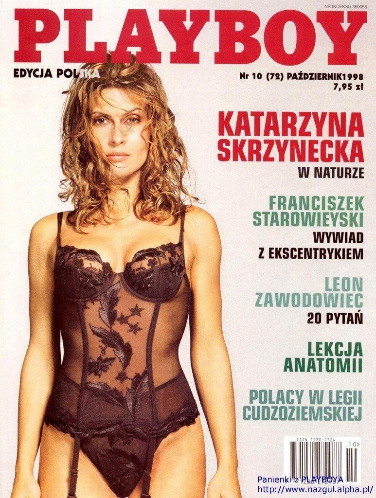 """Anna Mucha Playboy anna mucha, edyta g�rniaki i joanna krupa w """"playboy"""