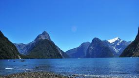 Nowa Zelandia - Fiordland