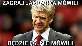 Bayern pokonał Arsenal 5:1. Memy po meczu Ligi Mistrzów