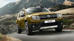 Frankfurt 2015; odnowiona i limitowana Dacia Duster