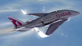 Sky Whale - koncepcyjny samolot przyszłości - kolos przewożący prawie 800 pasażerów