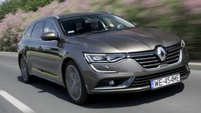 Renault Talisman Grandtour 1.6 dCi EDC - luksusy z górnej półki