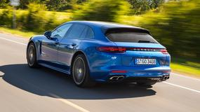 Porsche Panamera Sport Turismo - podążaj własną drogą | TEST