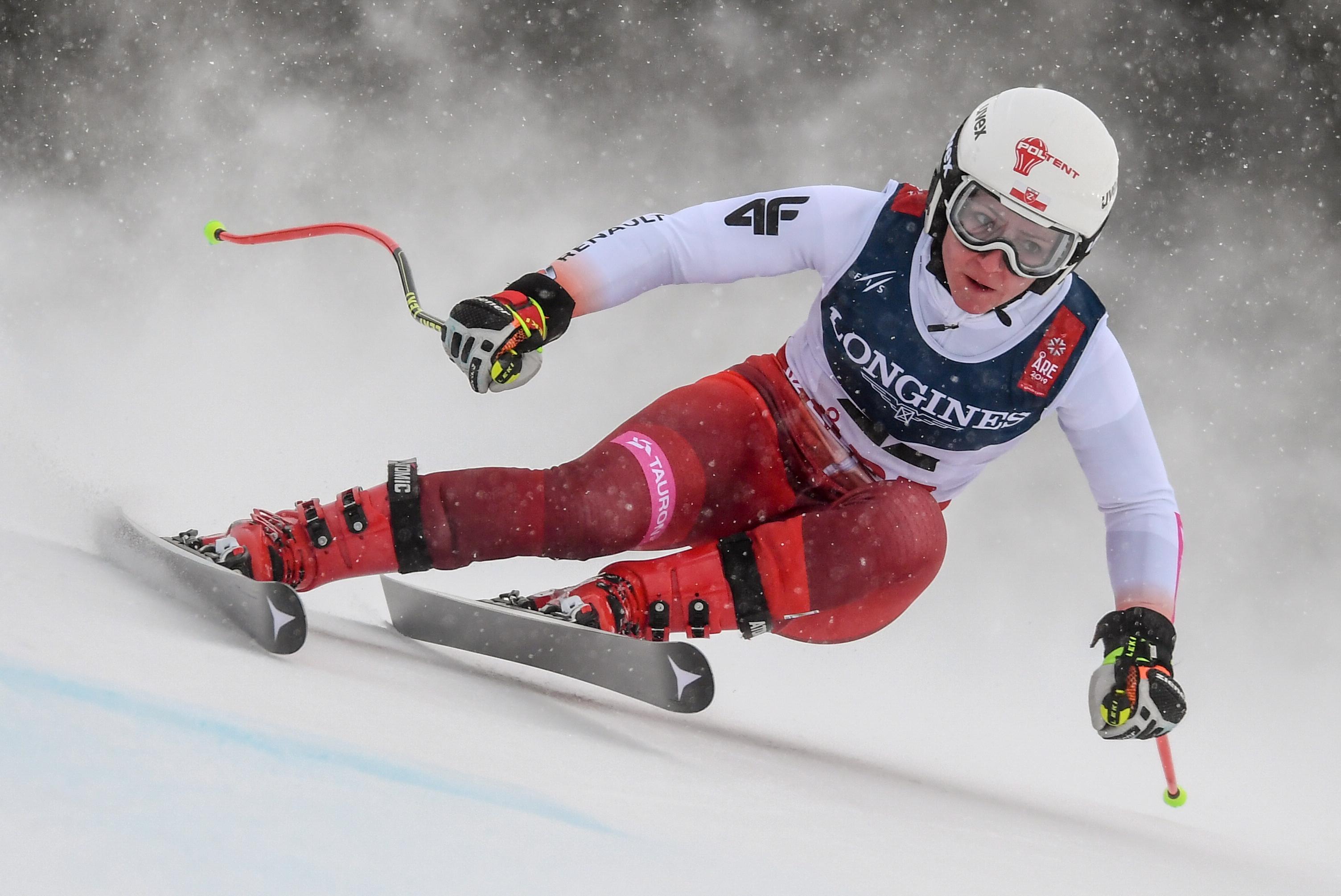Narciarstwo alpejskie. Maryna Gąsienica Daniel wraca do