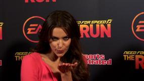 "Irina Shayk w ""Need for Speed"""
