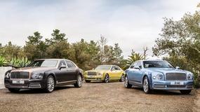 Bentley Mulsanne - jeszcze więcej luksusu