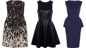 Sukienki z sieciówek idealne na imprezę!