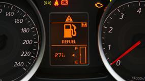 Po ilu kilometrach skończy się paliwo w naszym samochodzie?