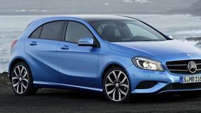 Mercedes klasy A: poznaj nowy kształt gwiazdy