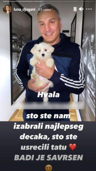 Gagi dobio psa