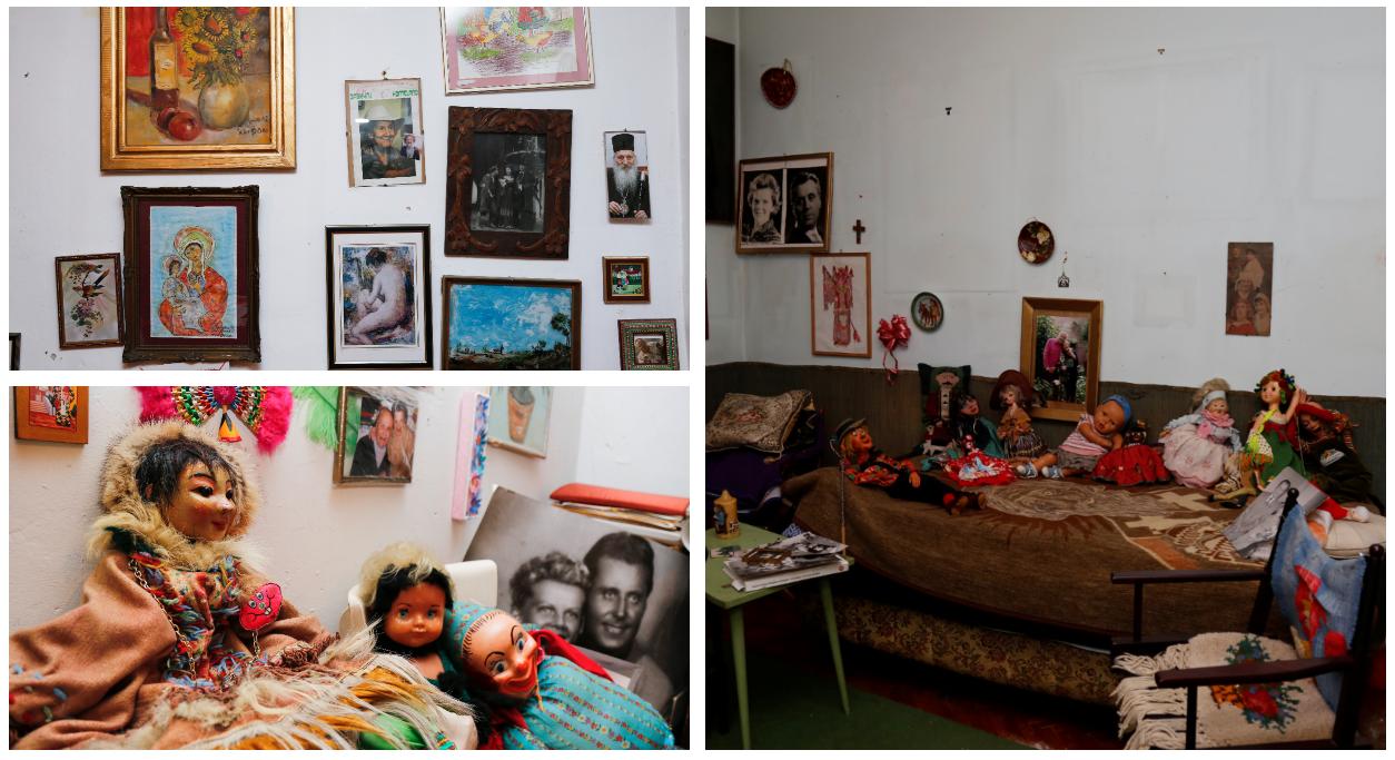 Zavirite u NEOBIČNI DOM srpske glumice: Mnoštvo starih fotografija i kolekcija lutaka oduzimaju dah...