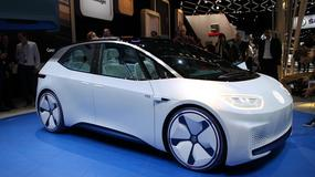 Volkswagen I.D. - 170 koni i nawet 600 km zasięgu (Targi Paryż 2016)