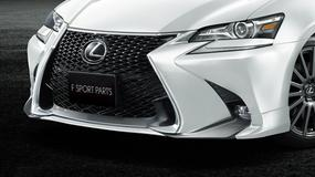 Nowy pakiet tuningowy TRD dla Lexusa GS F Sport