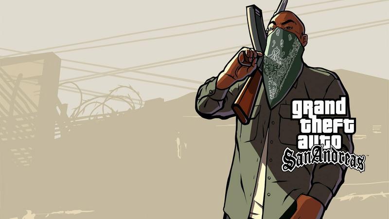 Grand Theft Auto San Andreas randki kody