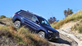 Jeep Grand Cherokee na zdjęciach